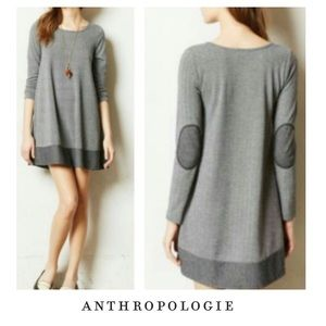 Anthropologie Puella Long Sleeve Swing Dress